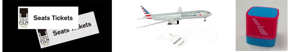American Airlines campaign