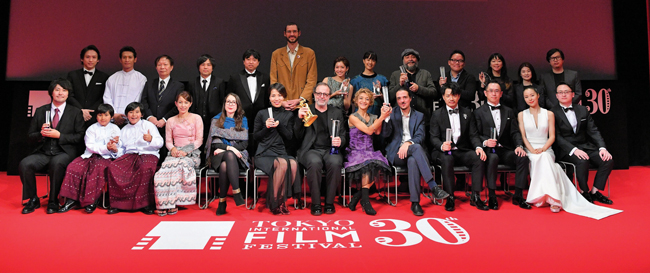30th TIFF Award Winners
