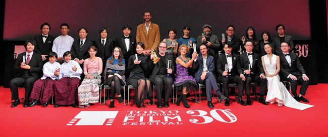 30th TIFF Award Winners