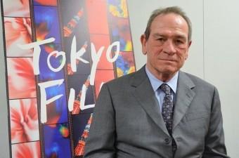 TIFF2017_国際審査委員長_トミー・リー・ジョーンズ氏